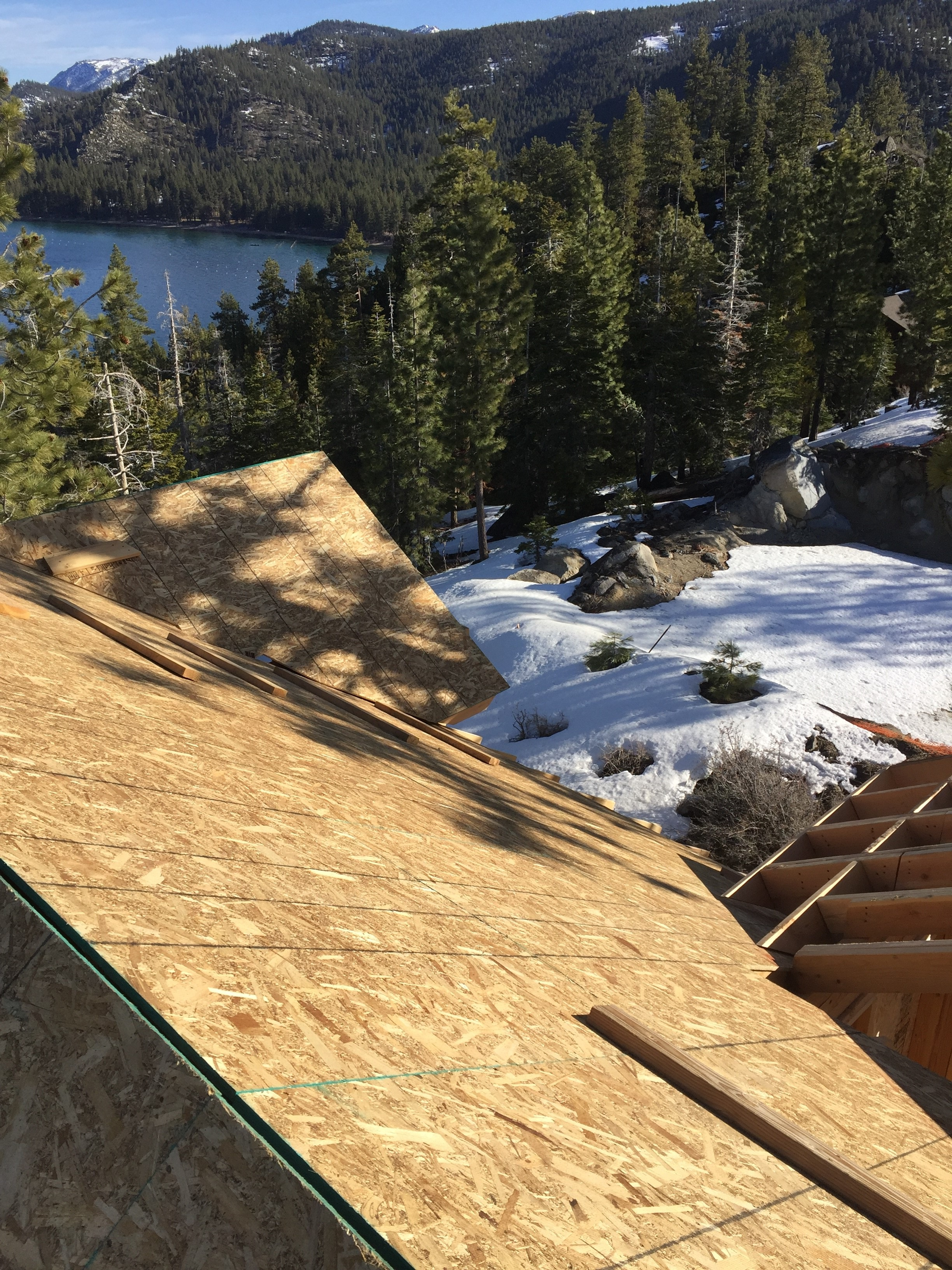 Residential Roofing Services Repair Maintenance